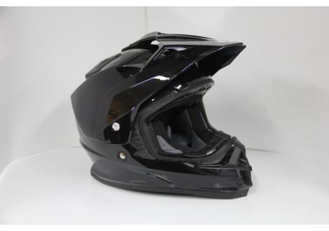 Шлем CYBER US-80#5 Black/Green L